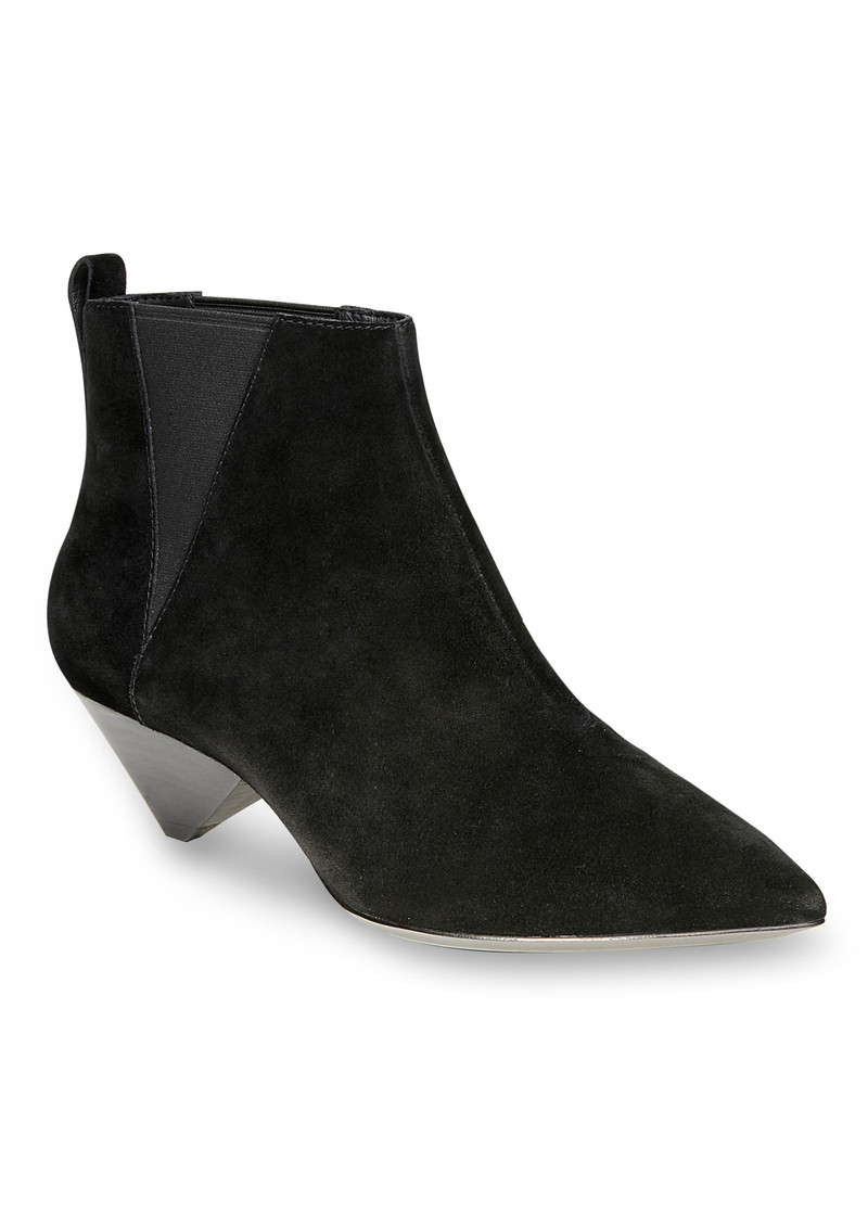 Ash Cosmos Suede Boot - Black main image