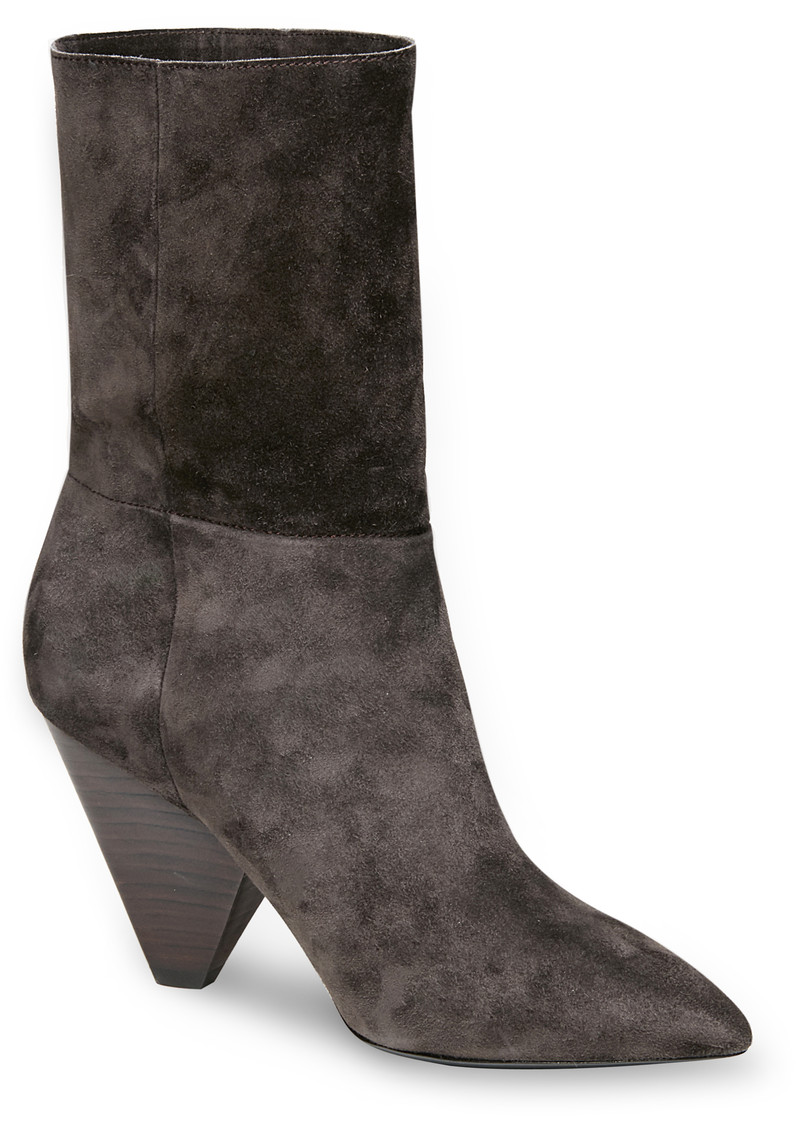 Ash Doll Suede Boots - Africa main image