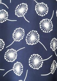 Mercy Delta Parke Silk Top - Dandelion Blue