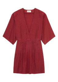 Ba&sh Daisy Dress - Carmine