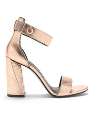KENDALL & KYLIE Kkjewel Ankle Strap Heels - Rose Gold