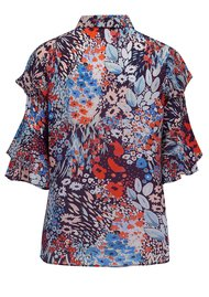Lily and Lionel Exclusive Frankie Shirt - Dusky Floral