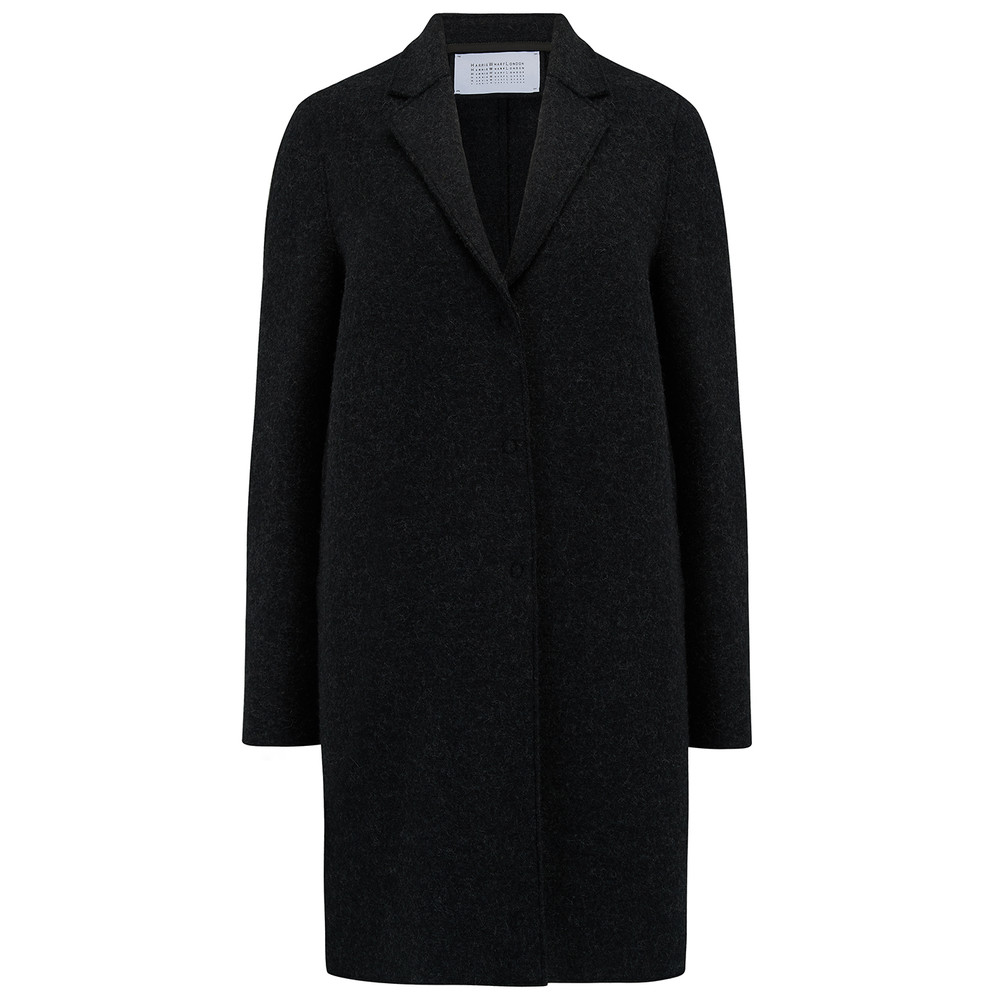 Cocoon BW Coat - Anthracite