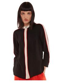 ESSENTIEL ANTWERP Roanne Shirt - Black