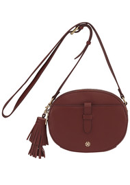 Day Birger et Mikkelsen  Day Rome CB Leather Bag - Mahogany Red
