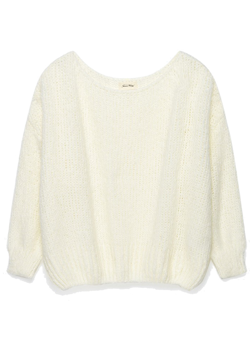 Boodler Pullover - Mother Of Pearl  main image