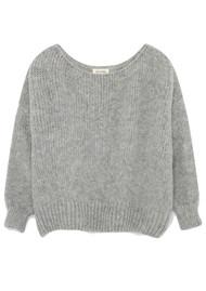 American Vintage Boodler Pullover - Mineral Melange