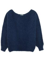 American Vintage Boodler Pullover - Navy