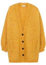 American Vintage Zapitown Cardigan - Corn Melange