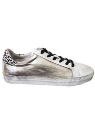 AIR & GRACE Pre Order Exclusive Cru Trainer - Silver Metallic