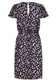 NOOKI Cindy Dress - Disco  Leopard