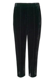 Day Birger et Mikkelsen  Day Tactile Velvet Trousers - Black