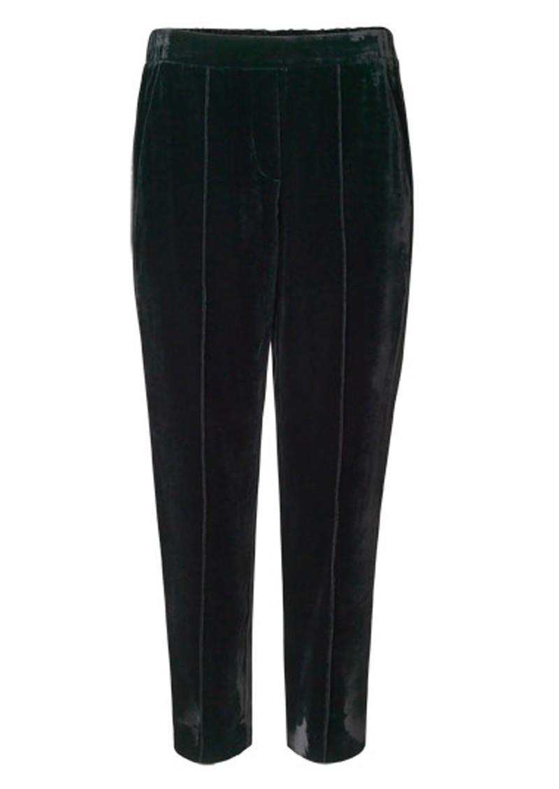 Day Birger et Mikkelsen  Day Tactile Velvet Trousers - Black main image