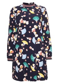 ESSENTIEL ANTWERP Rosemary Printed Dress - China Ink