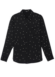 Rails Kate Silk Shirt - Twinkle