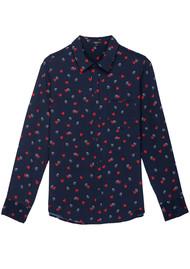 Rails Kate Silk Shirt - Lamour