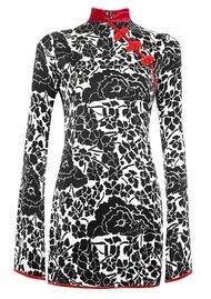 DE LA VALI Sake Silk Dress - Oriental