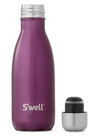 SWELL The Glitter 9oz Water Bottle - Sangria