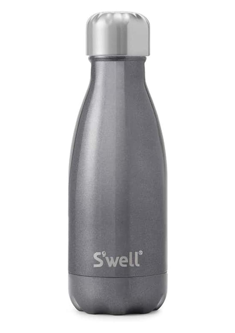 SWELL The Glitter 9oz Water Bottle - Smokey Eye main image