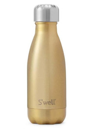 SWELL The Glitter 9oz Water Bottle - Sparkling Champagne