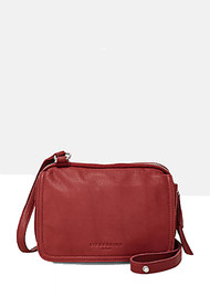 Liebeskind Maike Leather Bag - Phonebox Red
