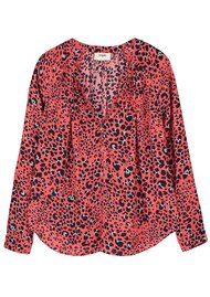 Pyrus Nova Blouse - Animal Print