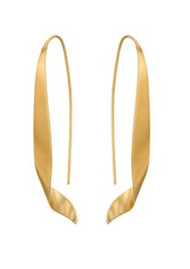 PERNILLE CORYDON Ella Earrings - Gold