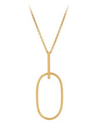 PERNILLE CORYDON Eternity Necklace - Gold