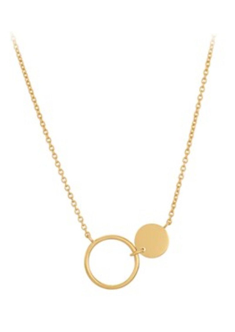 Eon Necklace - Gold main image