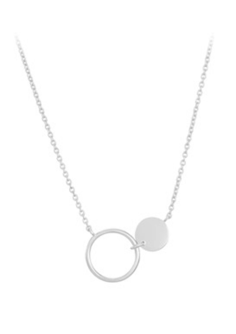 Eon Necklace - Silver main image