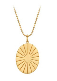 PERNILLE CORYDON Era Necklace - Gold
