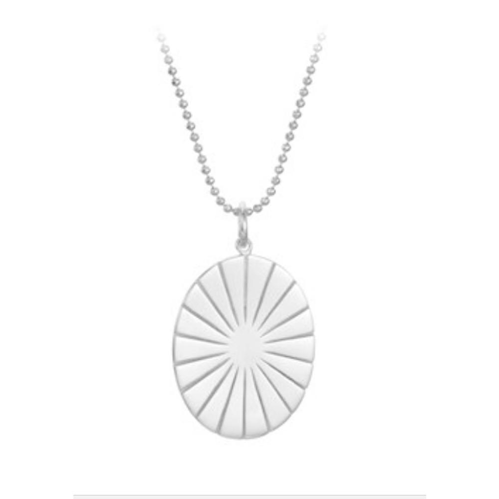 Era Necklace - Silver