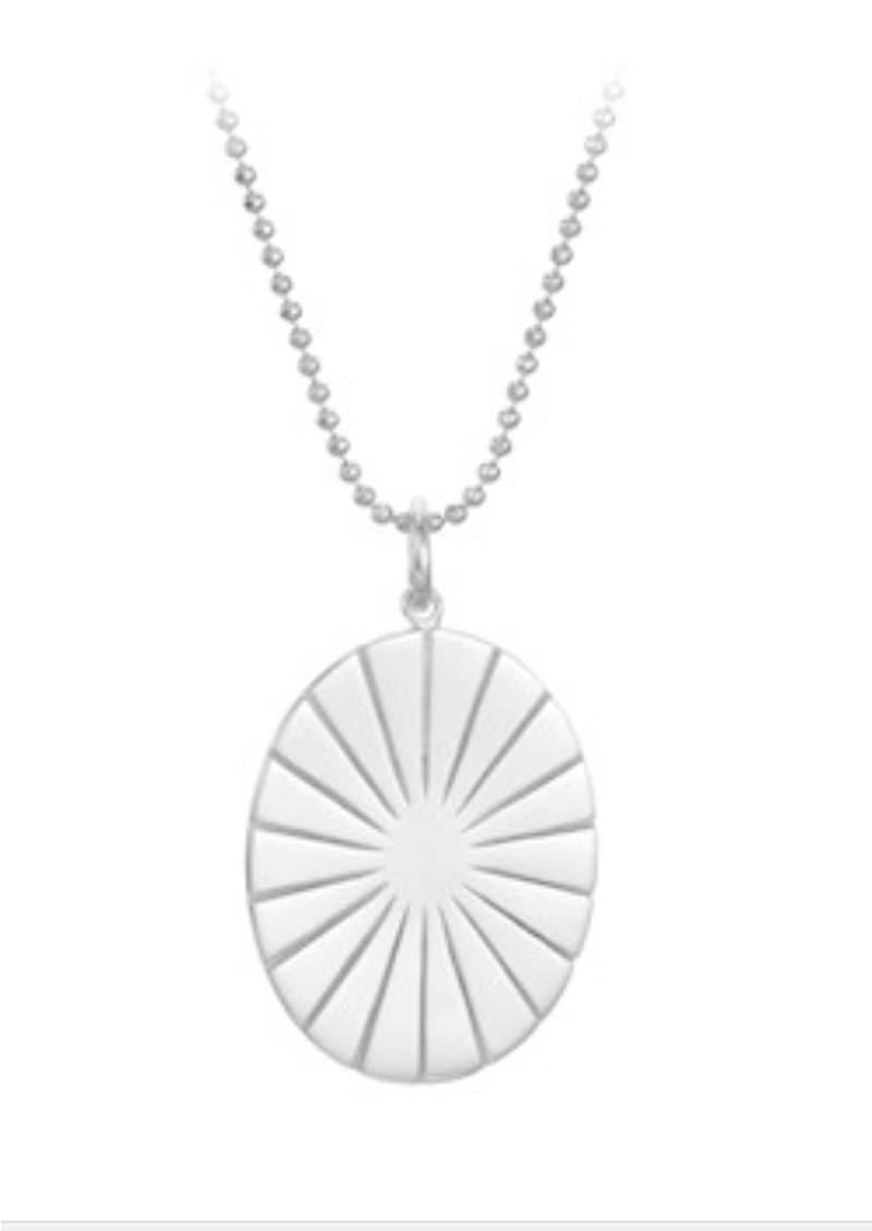 PERNILLE CORYDON Era Necklace - Silver main image