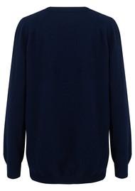 JUMPER 1234 Paradise Sweatshirt - Navy