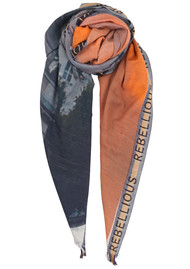 Becksondergaard Roxy Scarf - Dusty Orange