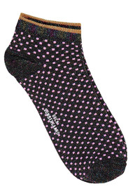 Becksondergaard Dollie Dot Socks - Fuschia Pink