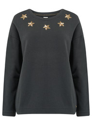 Des Petits Hauts  Kara Sweater - Dark