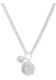 ChloBo Ariella Necklace - Silver