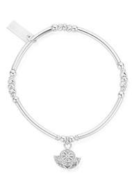 ChloBo Ariella Radiance Bracelet - Silver