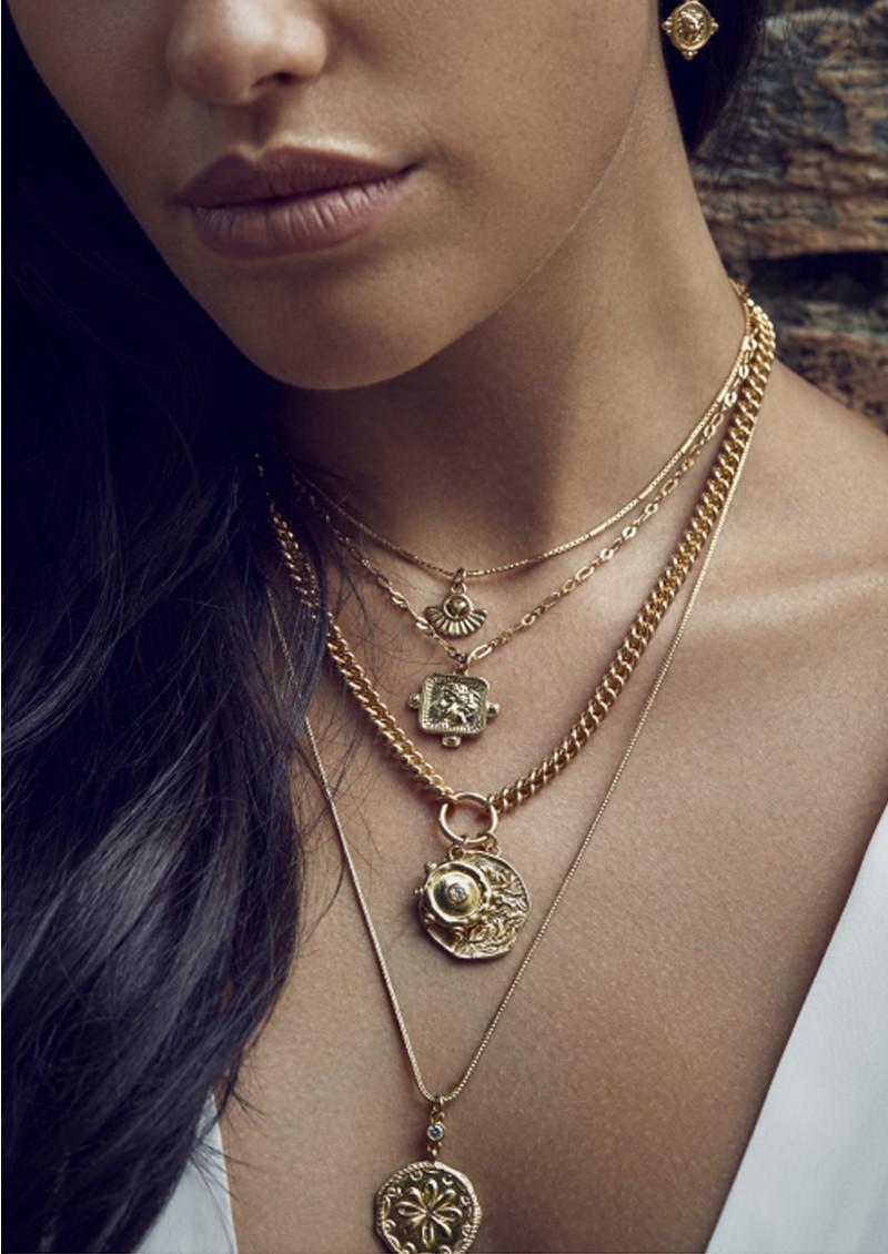 ChloBo Ariella Twilight Bracelet - Gold main image