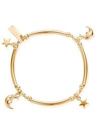 ChloBo Ariella Twilight Bracelet - Gold