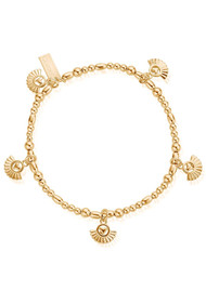 ChloBo Ariella Real Love Bracelet - Gold