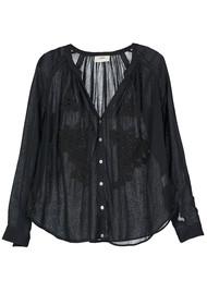 Pyrus Nova blouse - Black