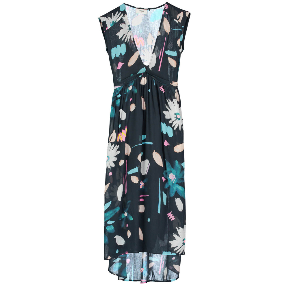 Livia Dress - Portobello Floral Dark