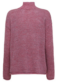 CUSTOMMADE Rise Pullover - Rouge Red