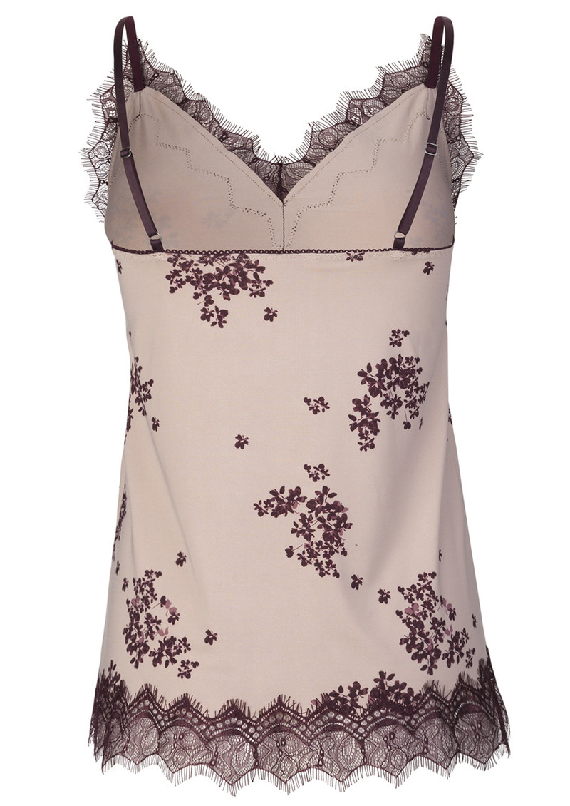 Billie Lace Cami - Vintage Flower main image