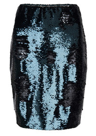 DANTE 6 Dide Sequin Skirt - Oak