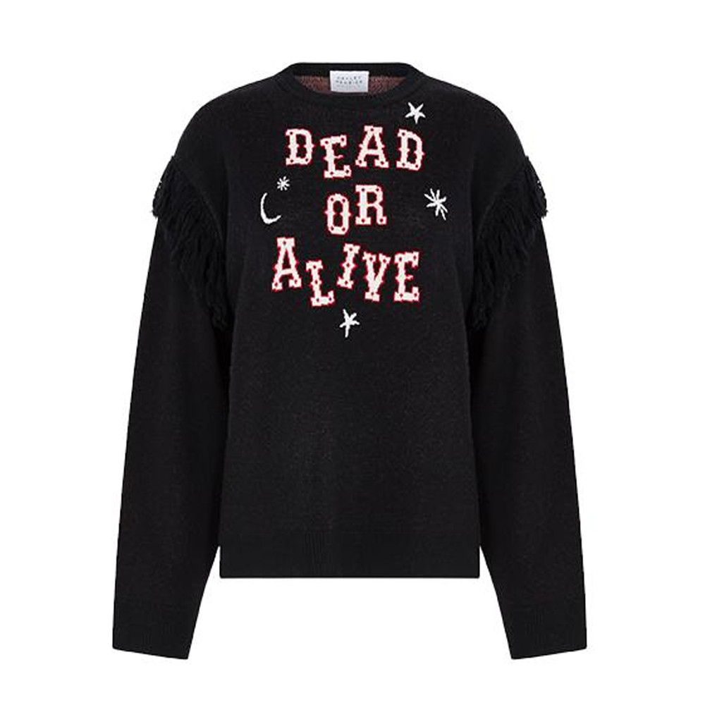 Dead or Alive Jumper - Black
