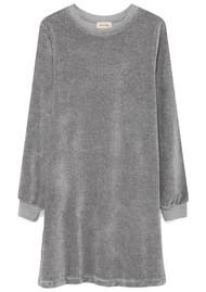 American Vintage Isacboy Dress - Gris Chine