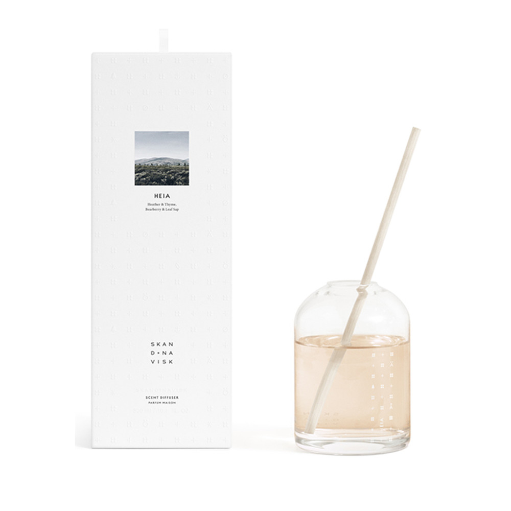 The Escapes Diffuser - Heia